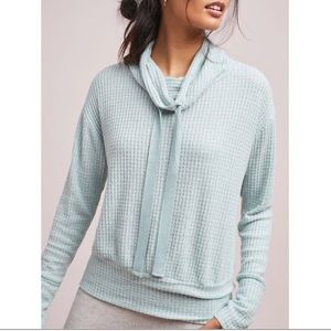 🆕{Listing} Anthropologie Whistler Waffle Pullover